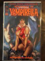 Vengeance Of Vampirella issue #6 VF/NM 1st Print Harris Comics Adam Hughes Cover