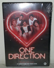 DVD ONE DIRECTION - I LOVE ONE DIRECTION - NUOVO NEW