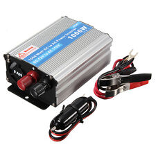 Car Vehicle USB DC12V to AC220V 1000W Power Inverter Charger Converter Adapter