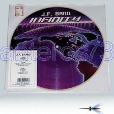 "ITALIAN ZONE - J.F. BAND ""INFINITY"" 10"" PICTURE DISC 96"