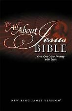 It's All About Jesus Bible: Your One-Year Journey with Jesus