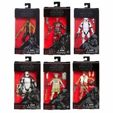 Star Wars VII Black Series 6-Inch Action Figures Wave 2 Case *Ready to Ship*