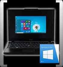 DELL LATITUDE E4300 13,3 ZOLL INTEL CORE 2 DUO 2.26GHZ 2GB RAM 120GB DVDRW WIN10