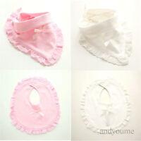 Cute Newborn Toddler Bow Cotton Baby Bibs Boy Girl Saliva Towel Kids Bib Feeding