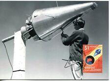 2017 WRESAT 50th Anniversary of 1st Australian Satellite- Maxi Card (1)