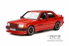 Mercedes-Benz Brabus 190 E 3.6S W 201 - 1989 - Signal rot 1:18 OttOmobile OT 674