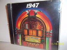 NEW SEALED Time Life Your Hit Parade 1947 HARD TO FIND HTF BUY IT