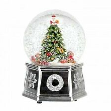 Spode Christmas Tree Musical Tree Snow Globe Small 1612471