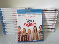 You Again--Blu-Ray + DVD--30 Sets--Factory Sealed