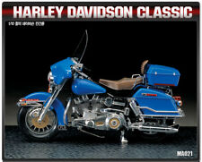 1/10 Harley Davidson Classic Motorcycle in The 7,80's #15501 ACADEMY