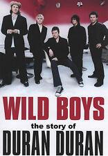 WILD BOYS: THE STORY OF DURAN DURAN BBC DOCUMENTARY + SPECIAL DVD BONUS FEATURE