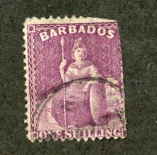 BARBADOS--Individual Stamp Scott #49
