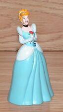 """Genuine Disney Cinderella Small 3 1/2"""" Bobble Head Toy By Bobble Dobbles *Read*"""