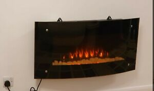 B Q Electric Fireplaces For Sale Ebay