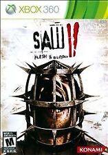 SAW II: FLESH & BLOOD Microsoft XBox 360 Game