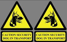 """CAUTION BEWARE Of DOG 8x10/"""" Metal Sign Security Premises Business Work #58"""