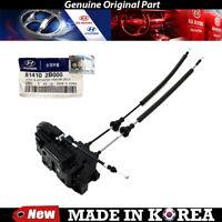 Genuine Rear Left Door Lock Latch Actuator 07-09 for Hyundai Santa Fe 814102B000