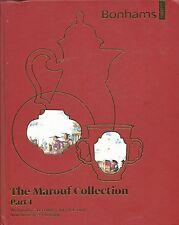 BONHAMS LONDON MEISSEN Marouf Collection Part 1 Auction Catalog 2012 HC
