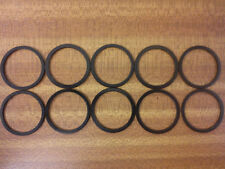 10 x 3mm HEADSET WASHERS 28.6MM BLACK FOR MTB/ATB AHEAD FORKS SPACER WASHER