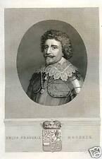 Portret - Prins FREDERIK HENDRIK van Oranje - Portrait