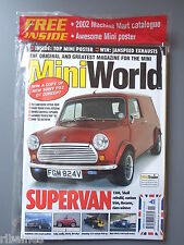 Mini World Magazine November 2002, New, Cabriolet/Shortened/Pick-Up/1380/Van