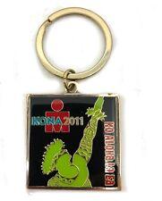 New Ironman Triathlon Kona Hawaii 2011 Collectors Key Chain Free Shipping