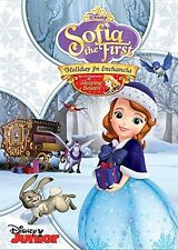NEW Sofia the First: Holiday in Enchancia FREE SHIPPING
