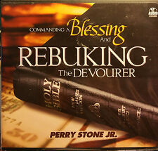 Commanding a Blessing REBUKING the Devourer by Perry Stone JR