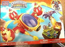 Mega Bloks Skylanders Giants Spyro 95418 Arkeyan Copter Attack