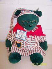 North American Bear Co VIB 1988 RARE Ebearneezer Scrooge Bah Humbear #2864/5000