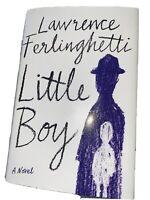 Little Boy Lawrence Ferlinghetti Novel 1st Edition First Printing Beat Memoir