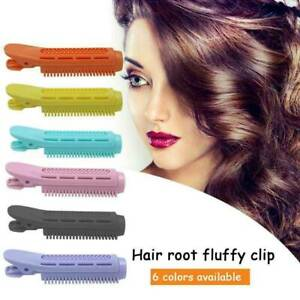 NEW Volumizing Hair Root Clip Curler Roller Wave Fluffy Clip Styling DIY Tool US