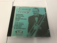 Tommy Dorsey - Saturday Afternoon at the Meadowbrook, 1940 (Live Recording, CD