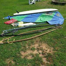 windsurfer Super Sail Makers - Board, Sail , Mast, Fins