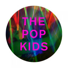 "Pet Shop Boys : The Pop Kids VINYL 12"" Album Coloured Vinyl (2016) ***NEW***"