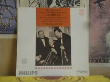 BEETHOVEN TRIO NO. 6 ARCHDUKE, HORSZOWSKI VEGH CASALS - LP PHM500-016