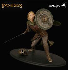 Sideshow Weta EOWYN AS DERNHELM Statue Shieldmaide Lord of the Rings LotR Hobbit