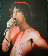 THE ROLLING STONES POSTER PAGE 1979 ONTARIO CANADA CONCERT MICK JAGGER . Y69