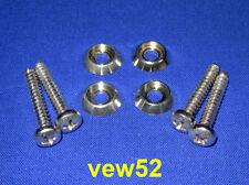 "Revox a77 b77 ""Original Boîtier Vis"" Cabinet Screws & Washers (t1)"