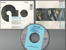 Depeche Mode CD-SINGLE  A QUESTION OF TIME (c) 1986  DICKE HÜLLE