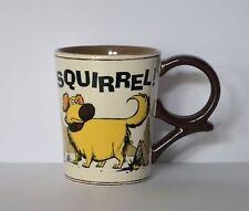 Disney Parks Pixar Fest Up Dug Dog Squirrel Kevin Ceramic Coffee Tea Mug Cup New