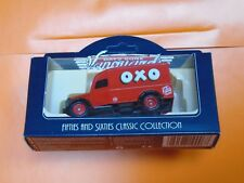 Lledo No 63002 - Diecast Model Of A 1950 Red Bedford 30cwt Delivery Van - OXO