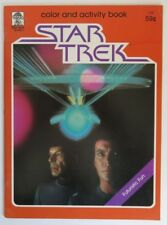 1979 STAR TREK COLOR AND ACTIVITY BOOK                (INV18373)