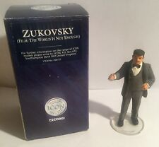 Corgi  Icon Collectible Figure Zukovsky 007 James Bond F04131  Boxed