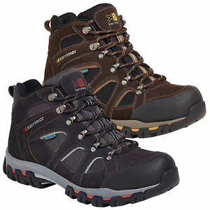 Mens Karrimor Bodmin MID IV Walking Hiking Lace Up Trekking Boots Sizes 7 to 12