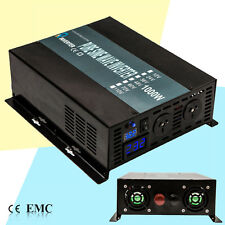 Pure Sine Wave Inverter 1000W Power Inverter 12V DC to 240V AC Off Grid Solar