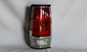 For 85-86 Nissan 720 Pickup RWD Driver Side Taillight Tail Light Lamp