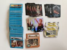 2015 Star Wars Topps Journey to The Force Awakens Complete Set of 110 + 5 Insert