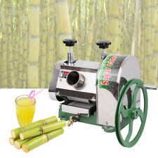 50kg/h Output Sugar Cane Press Juicer Juice Machine Commercial Extractor Mill