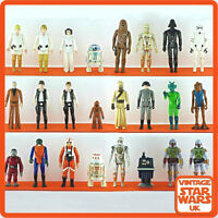Vintage Star Wars - A New Hope Original Loose Action Figures ANH